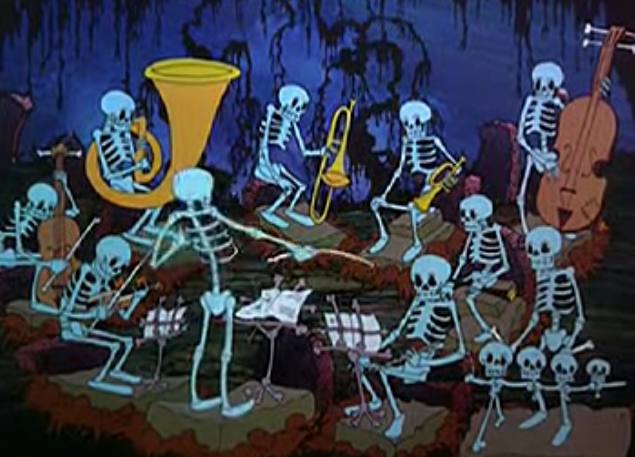 Skeleton Frolic 1