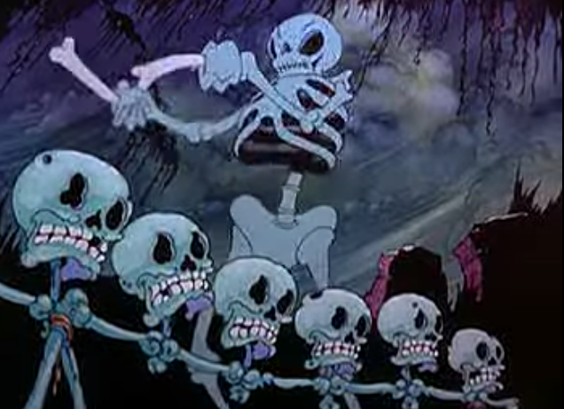 Skeleton Frolic 2