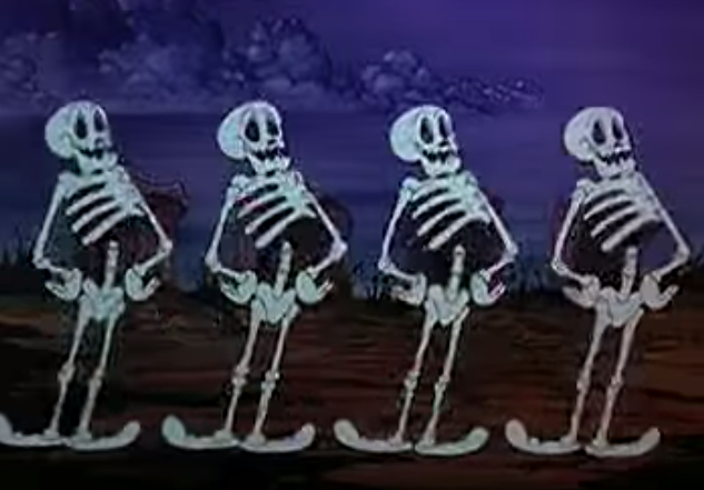 Skeleton Frolic 3